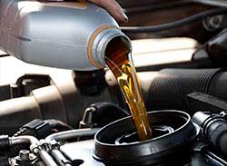 cambio olio auto aggiunta